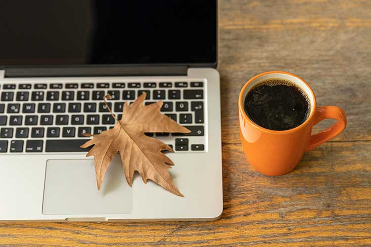 laptop-holidays-coffee