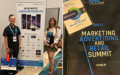Revelation Creative President, Gina Marie Mattei, Honored with Award at MARsum Convention
